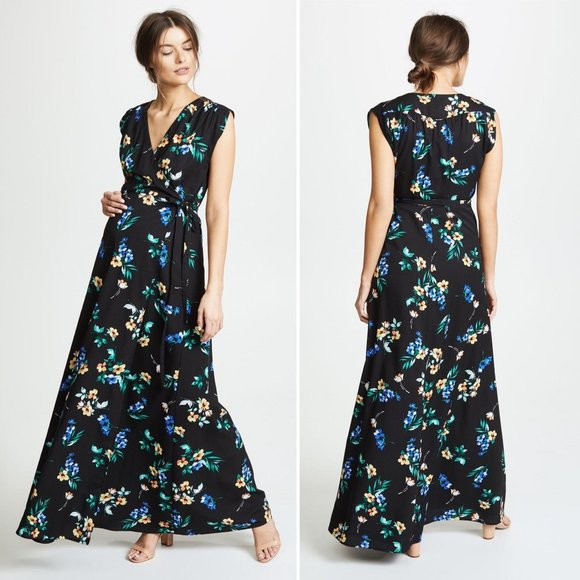 NEW Yumi Kim First Day Out Cabana Maxi Dress SM
